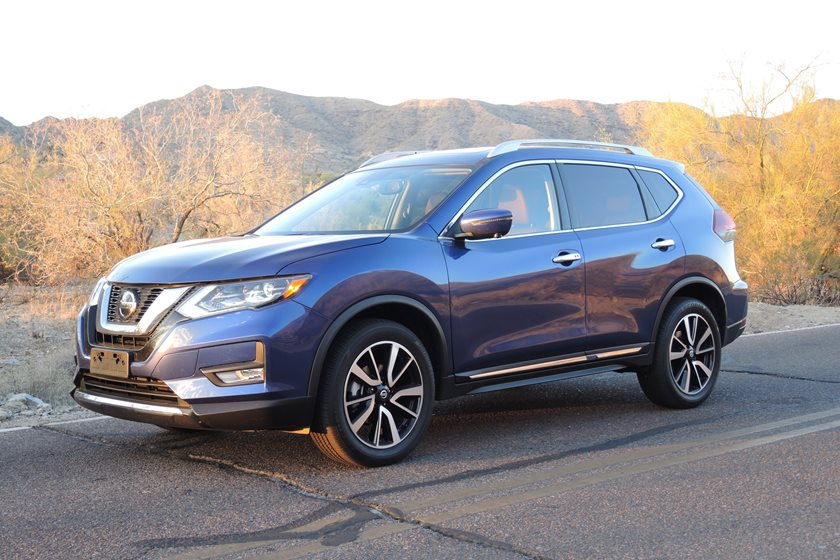 2018 Nissan Rogue Test Drive Review: Is America's Best-Selling SUV Really All That?