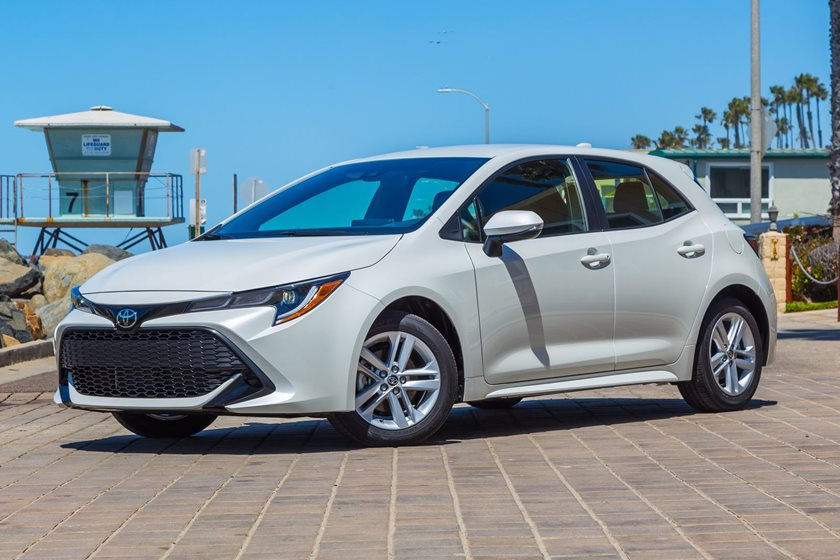 Official: 2019 Toyota Corolla Hatchback Starts At Less Than $20,000