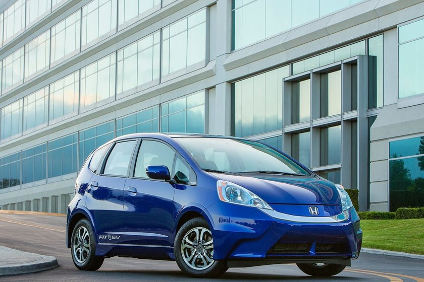 ... Honda Fit EV Failed To Gain Sales Traction In The US. With A Much  Better Range And A More Affordable Asking Price, The New Model Should Have  A Better ...