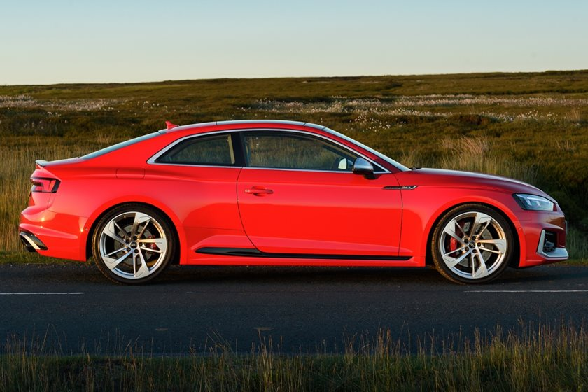 2018 Audi Rs5 Coupe Review Trims Specs And Price Carbuzz