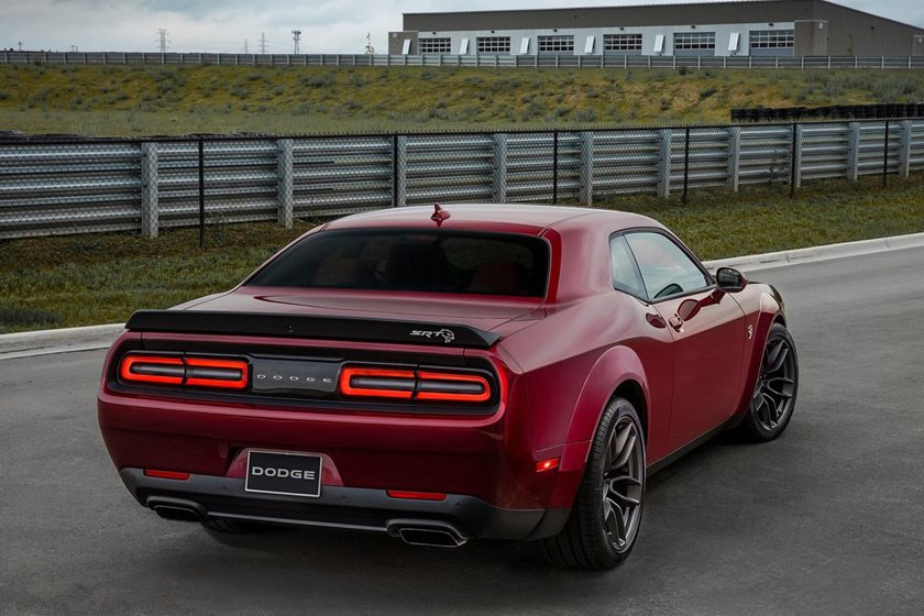 2021 Dodge Challenger And Charger Won't Switch To Alfa ...
