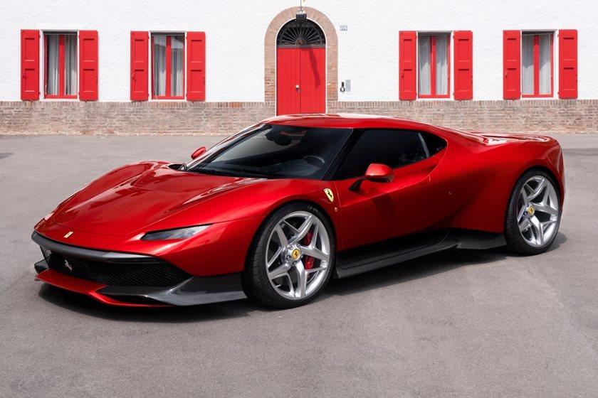 10 siêu xe Ferrari hàng hiếm khiến ai cũng ước gì mình là đại gia