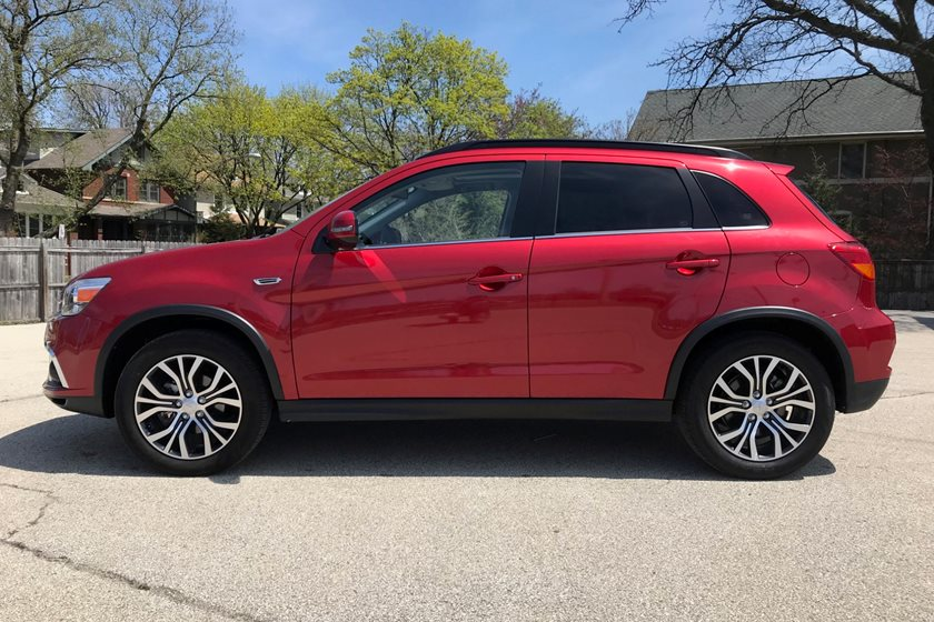 The Outlander Sport Will Most Likely Never Do Anything Close To 100,000  Sales Per Year, But Itu0027s Still Managed To Carve Out A Niche For Itself.