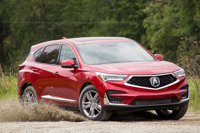 The New Acura RDX Costs How Much To Lease CarBuzz - Acura suv lease
