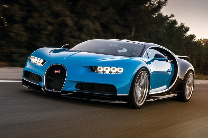 unlike the bugatti veyron, today's hypercars actually make money