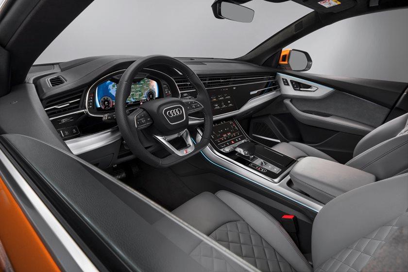 2019 Audi Q8 Review Trims Specs And Price Carbuzz