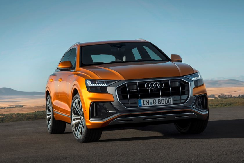 2019 Audi Q8 Review Trims Specs And Price Carbuzz