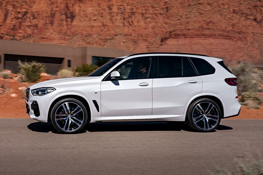 2019 Bmw X5 First Look Review Fourth Gen Model Gets Technical Carbuzz