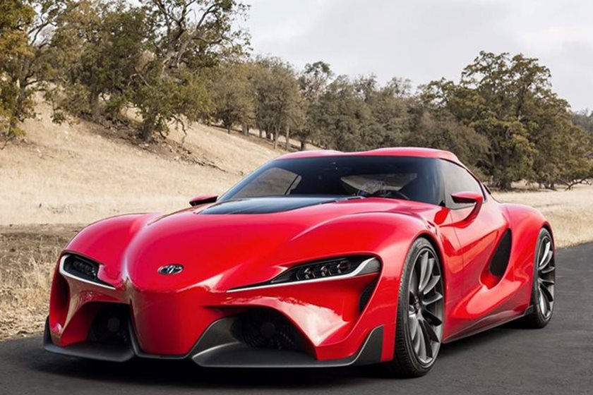 Wait The New Toyota Supra Could Cost How Much Carbuzz