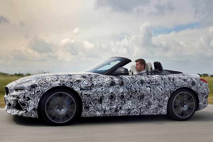 The All New 2019 Bmw Z4 Has A Production Start Date Carbuzz