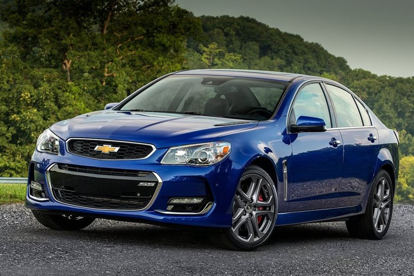 first chevy ss truck