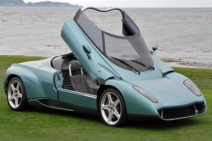 8 concept siêu xe tuyệt đẹp nhưng không được sản xuất khiến ai cũng tiếc nuối
