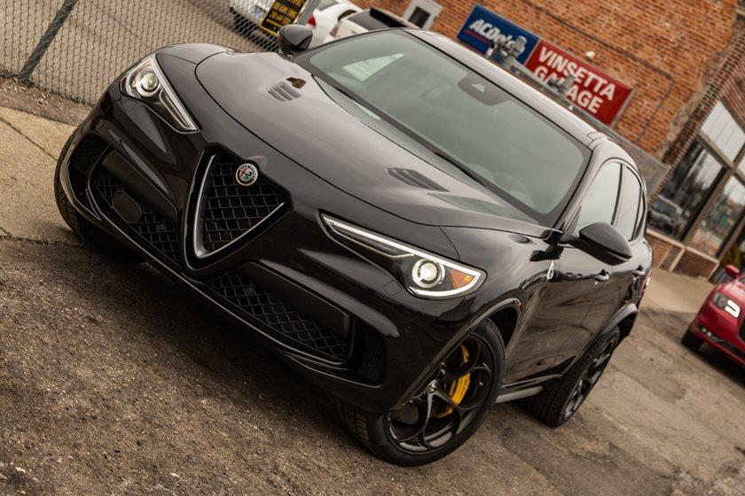 2018 Alfa Romeo Stelvio Quadrifoglio Test Drive Review: The Sporty SUV Of Your Dreams