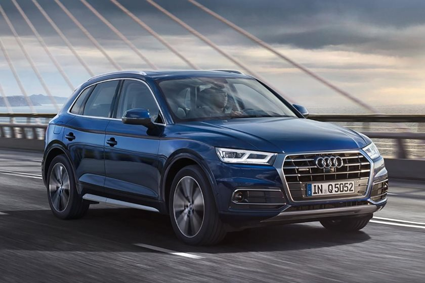 Audi Thinks SUVs Will Make Up Half Its Sales By CarBuzz - Audi suv models