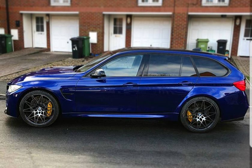 BMW M4 Gts For Sale >> This Is The Brutal M3 Wagon We Wish BMW Would Build - CarBuzz