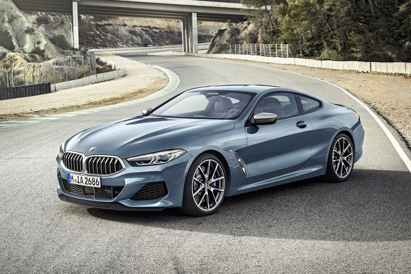 Stunning 2019 BMW 8 Series Coupe Revealed At Le Mans With 523 HP