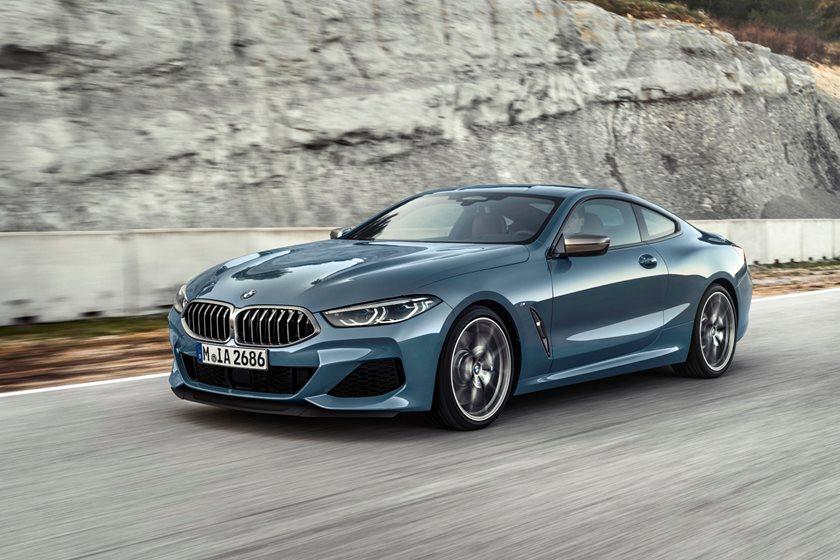 מאוד 2019 BMW 8 Series Coupe Review, Trims, Specs and Price - CarBuzz AB-84