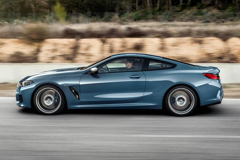 2019 BMW 8 Series In Motion