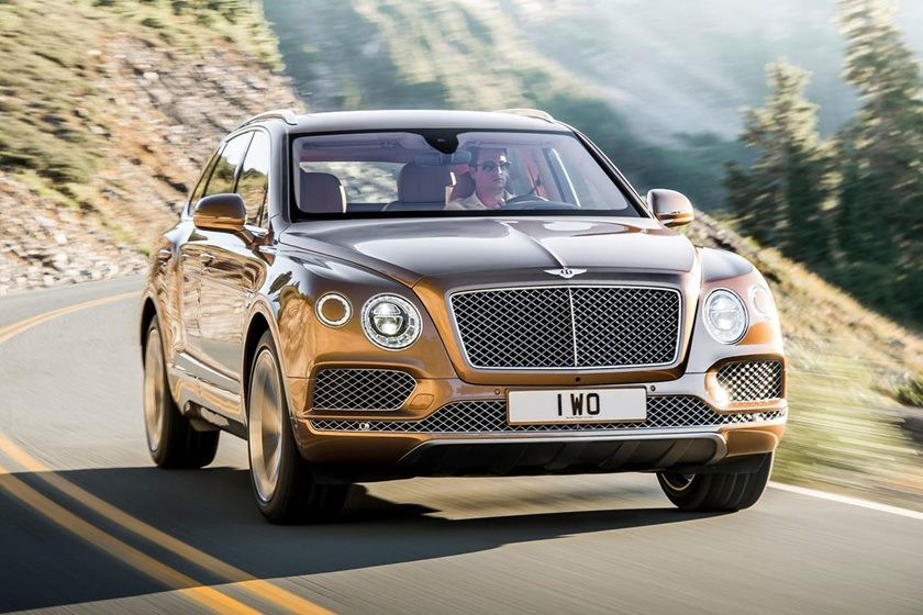 Bentley Bentayga Sport Coupe Suv Reportedly Coming In 2019 Carbuzz