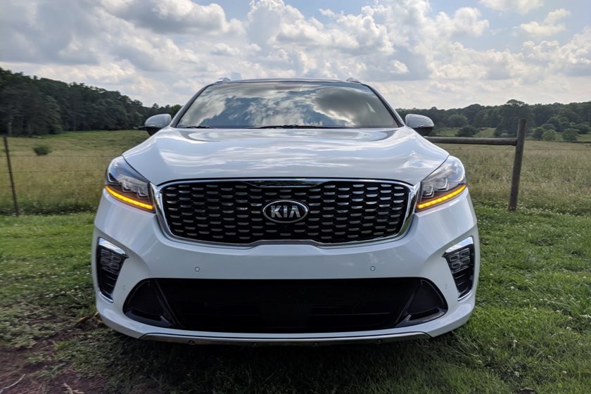 2019 Kia Sorento First Drive Review More Of A Good Thing Carbuzz