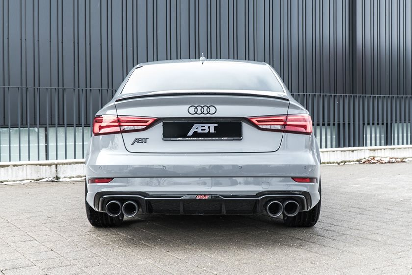 ABT's Audi RS3 Is A 500-HP Super Sedan | Bunch of Cars