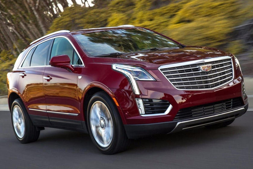 Luxury Suv 2018 >> 2019 Cadillac XT5 Will Be Considerably More Expensive - CarBuzz
