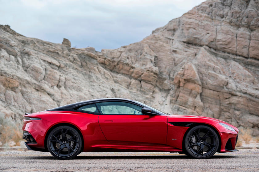 2019 Aston Martin Dbs Superleggera Review Trims Specs And Price