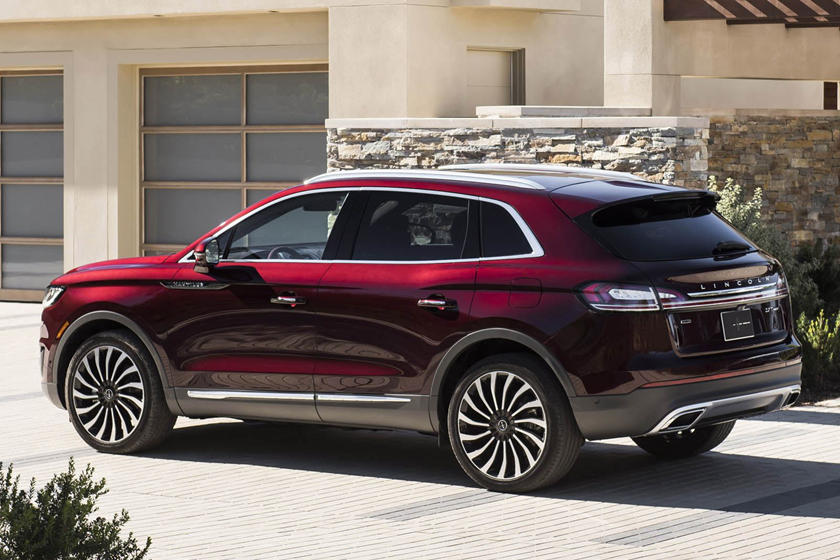 2019 Lincoln Nautilus Gets A Slight Price Bump Over The Mkx It