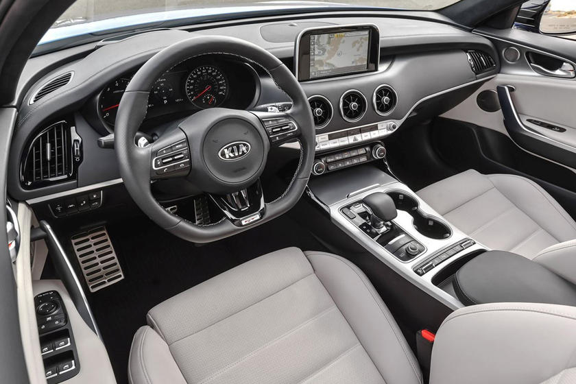 10 Best Interiors Of 2018 Less Than 50 000 Carbuzz