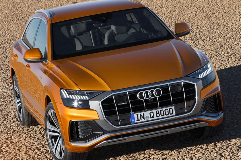 Audo Q9 >> The Audi Q8 Just Arrived And Already The Q9 Is Planned Carbuzz