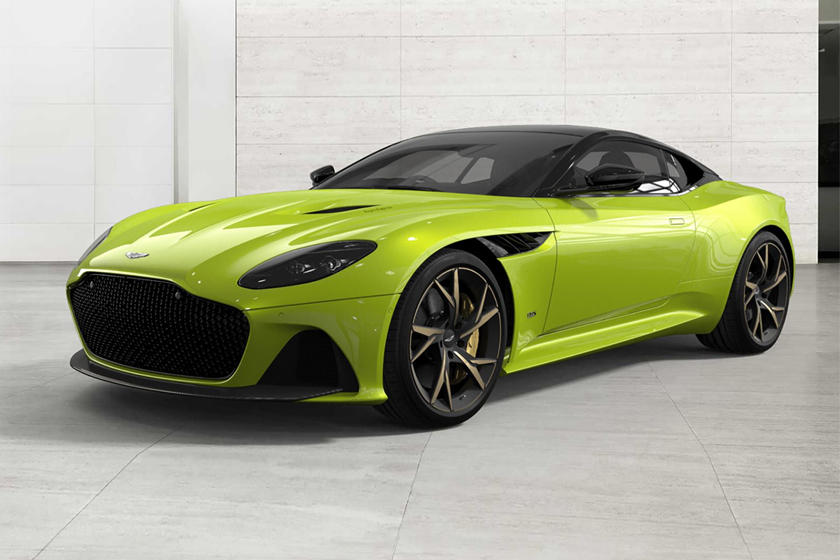 You Can Now Configure Your Dream Aston Martin DBS Superleggera CarBuzz - Build your own aston martin