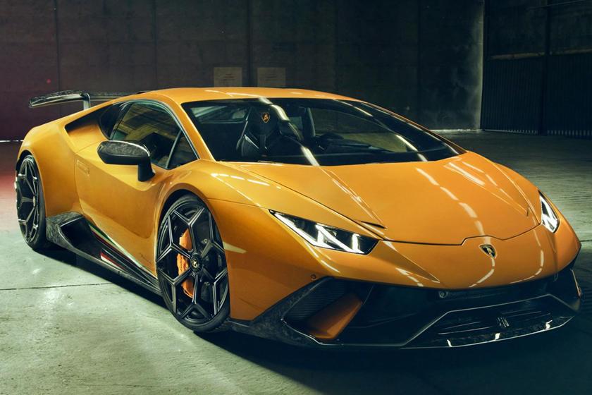 Novitec Makes The Lamborghini Huracan Performante More Hardcore ...