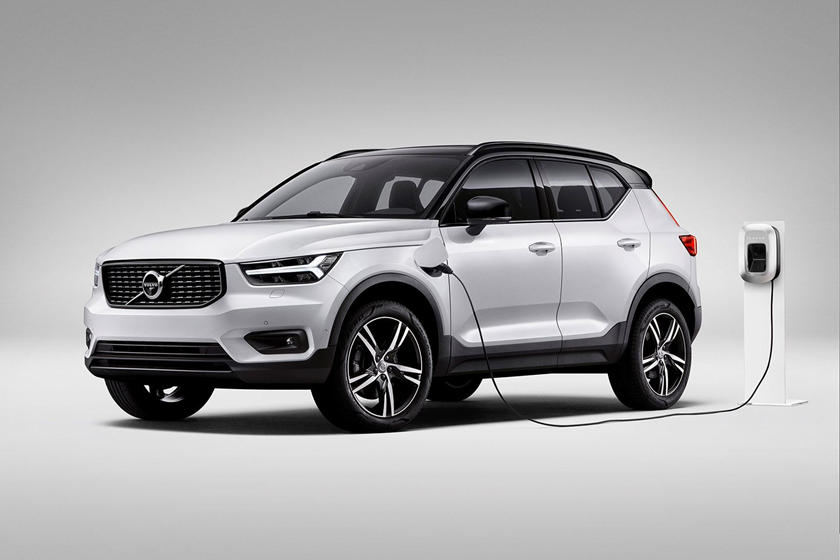 Electric Volvo Xc40 Will Cost A Lot Less Than The Jaguar I Pace