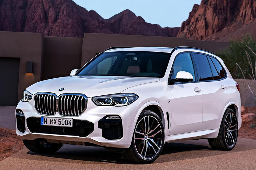 All New 2019 Bmw X5 Has A Starting Price Of 61 995 Carbuzz
