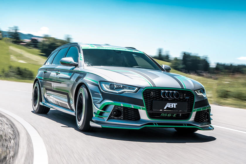 World's First Audi RS6 Avant Hybrid Is A 1000-HP Beast - CarBuzz