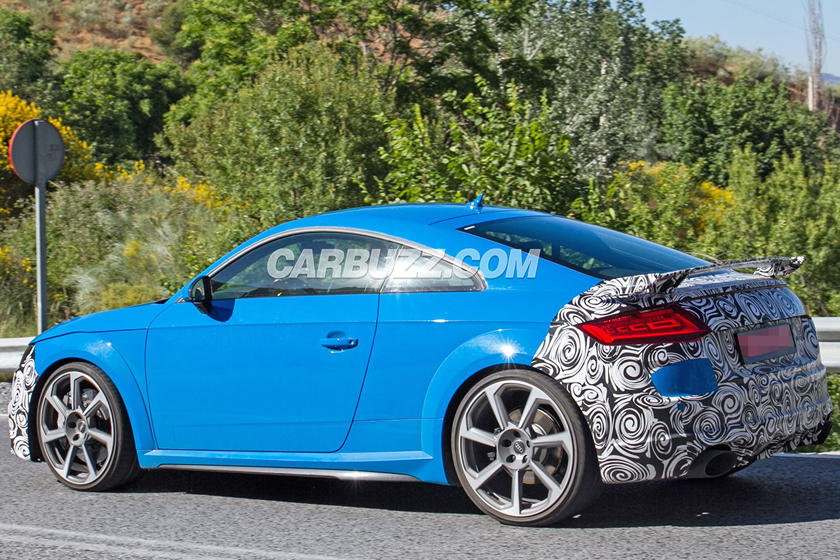 2019 Audi TT RS (facelift) - Conti Talk - MyCarForum com
