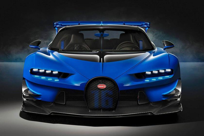 Million Car Bugatti