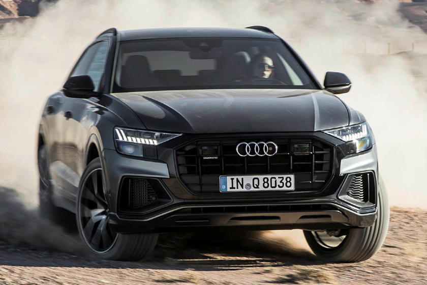 2019 Audi Q8 Should Start Around 73 000 Carbuzz