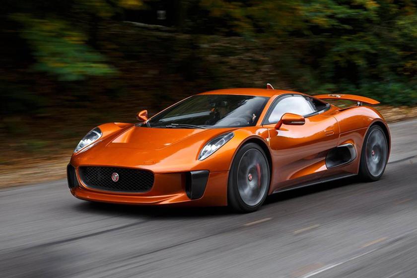 new jaguar trademark could signal an all-new sport car - carbuzz