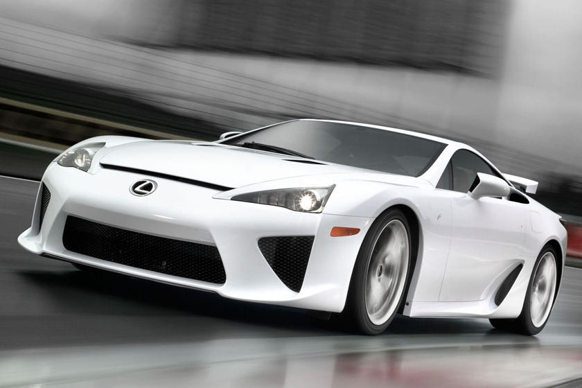 Lexus Is Pondering Its Own Hybrid Sports Car Carbuzz