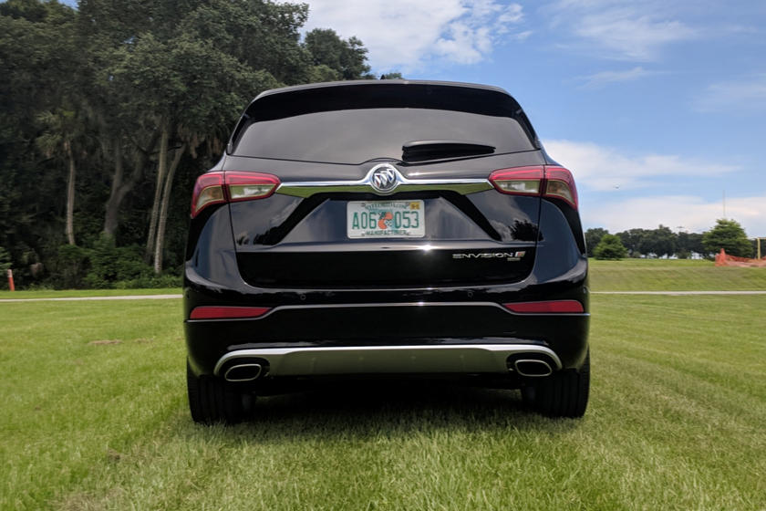 2019 Buick Envision Test Drive Review Forget Me Not Carbuzz