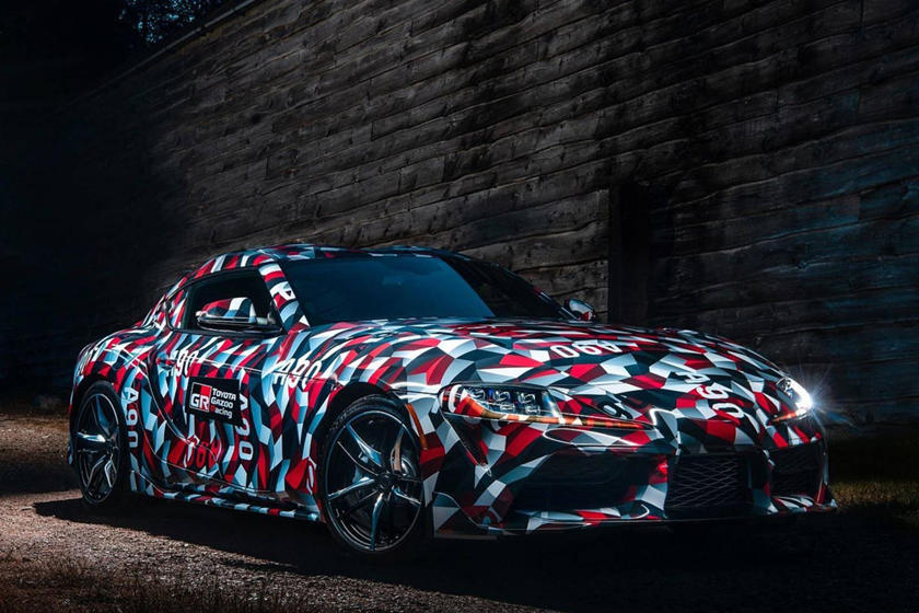Four Cylinder Toyota Supra May Slot Below The Inline Six