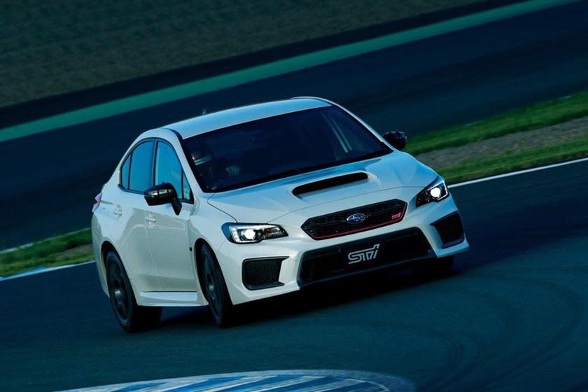 Subaru Celebrates 30 Years Of STI With New Type RA-R