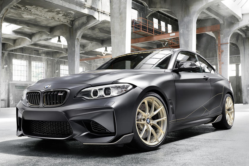 BMW M Cars Will All Be Electrified By 2030
