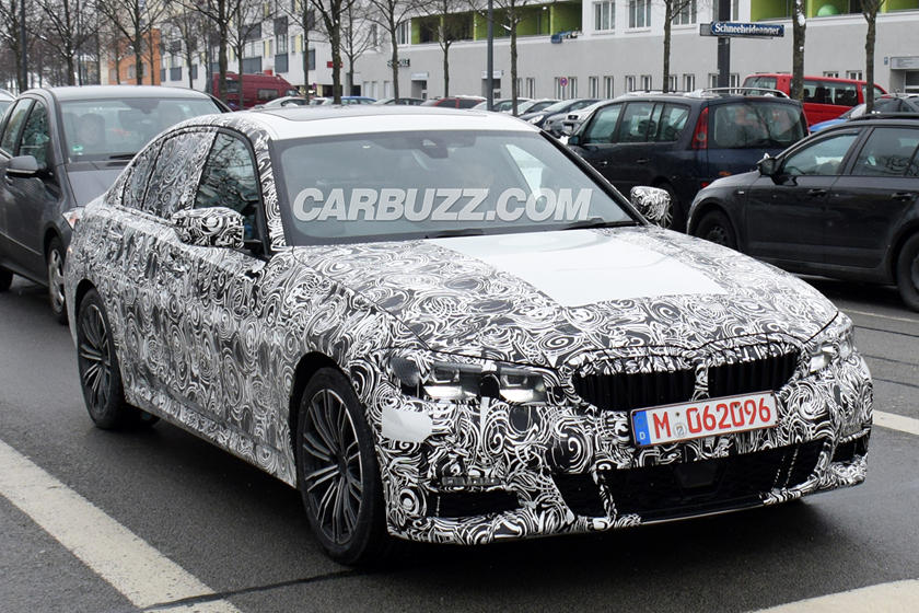Will The New BMW Series Break Cover At The Paris Auto Show - Bmw car show 2018