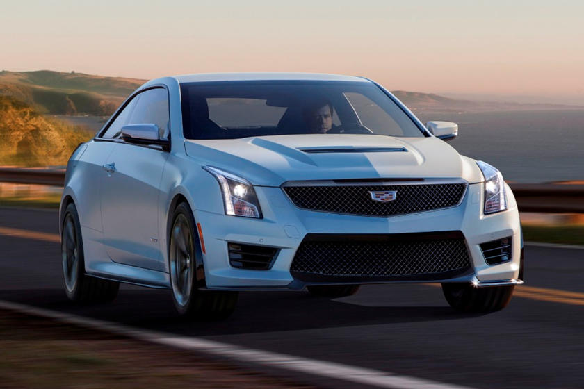 2019 Cadillac Ats V Coupe Will Cost 4 000 More Than The Current