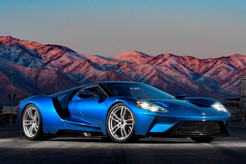 The First Ford Gt Came Out Of The Shop In December  But Multimatic Didnt Start Building One Car Per Day Until The Middle Of