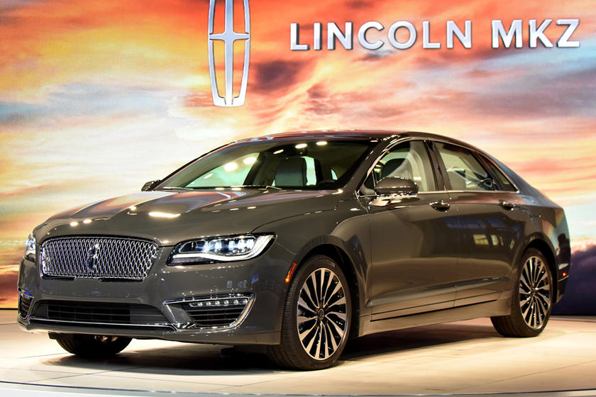 Lincoln Mkz Black Label Trim Is Dead For 2019 Carbuzz