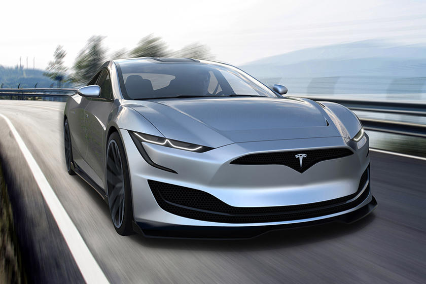 The Next Generation Tesla Model S Could Look Like This Carbuzz