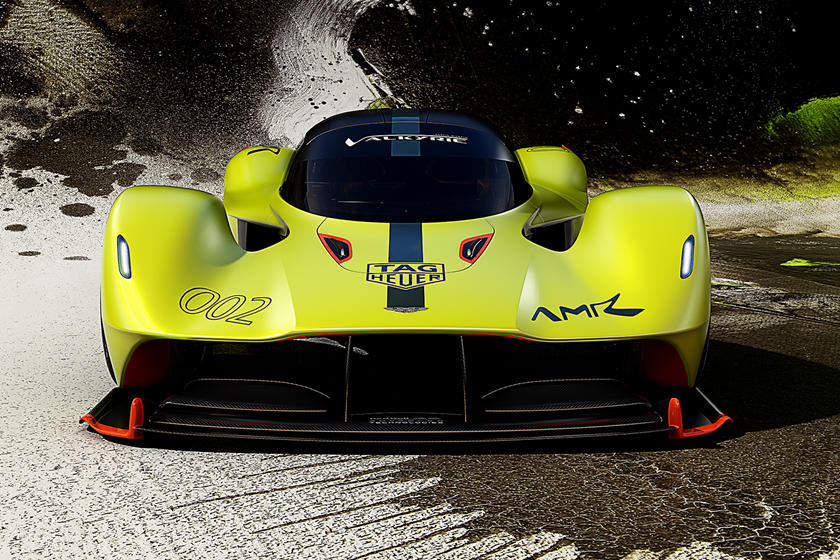 The Aston Martin Valkyrie Amr Pro Will Be Even More Extreme Than We